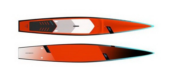 Доска SUP JP 20 Flatwater Race 14'0″ x 21.5″ PRO