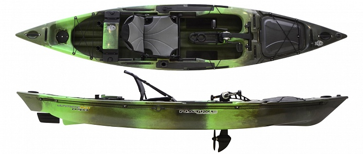 Рыболовный каяк Native Ultimate FX 13 Propel
